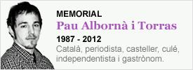 Pau Albornà i Torras